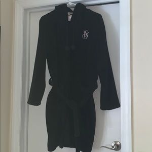 Victoria secret fleece warm robe